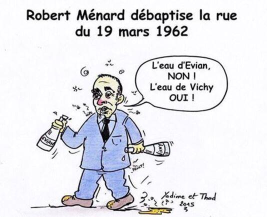 Béziers : une ménarderie !!! Par Henri POUILLOT