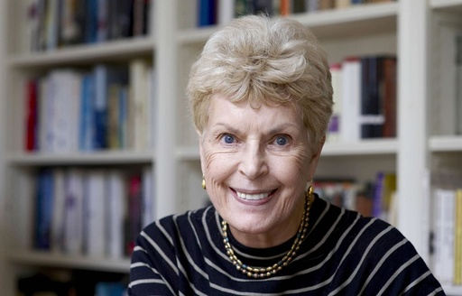 Ruth Rendell en 2008.