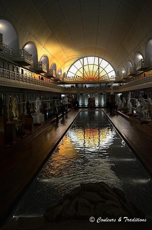 Le Musée, la Piscine