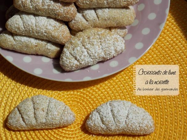 Croissants de lune
