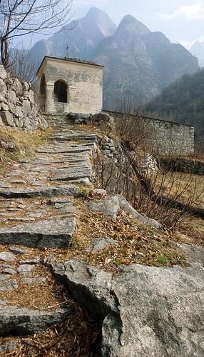 Paysage du Val Codera