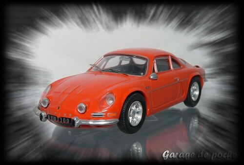 Alpine A110 - 1300