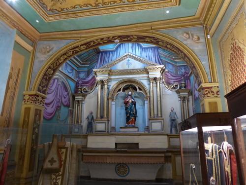Visite de la petite sœur de la cathédrale