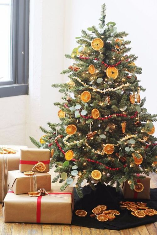 Tendance sapin Noël 2020