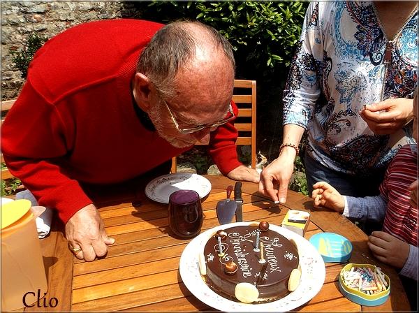 Un p'tit morceau de gâteau ?