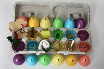 Resurrection eggs [2]