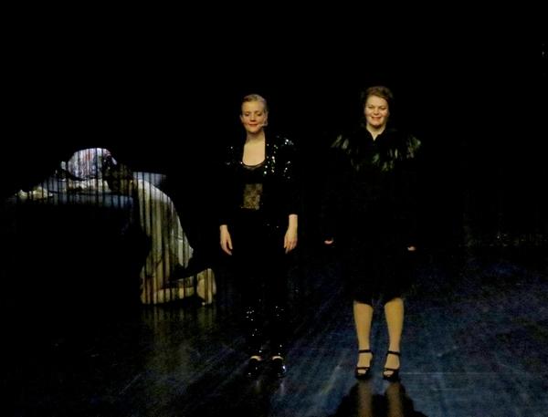"""""""Chambre noire""""  au TGB, une évocation géniale de la vie de Valérie Solanas qui tenta de tuer Andy Warhol"""