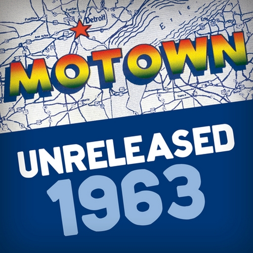 "Various Artists : "" Motown Unreleased 1963 Disc 1 "" CD Motown Records [ UK ]"