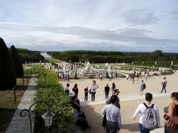 Les grandes eaux de Versailles avec les Amis du Musée du Pays Châtillonnais-Trésor de Vix...