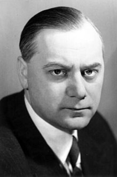 Alfred Rosenberg, le théoricien nazi froid