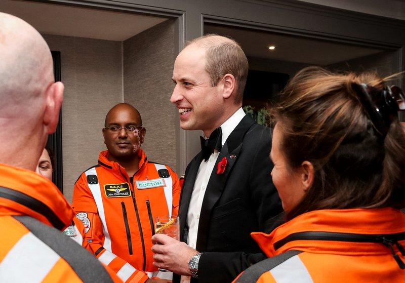 London's Air Ambulance Charity