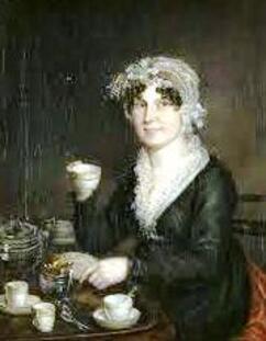 **  LES COIFFES d'Autrefois vu par des Peintres**.