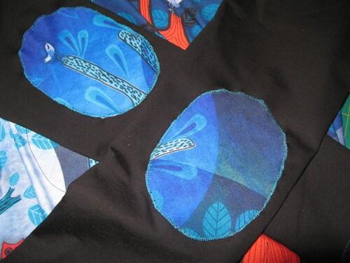 Plantain bestiaire bleu