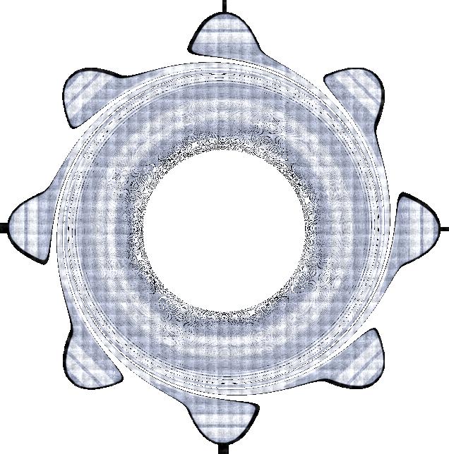 Cadres simples rayés thème été/mer 3