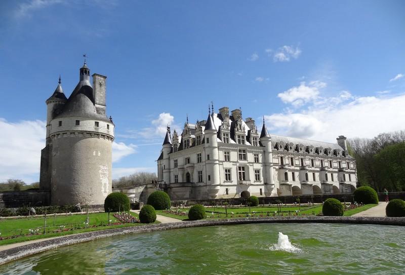 Le château de Chenonceau (37)