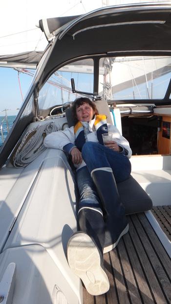 escapade en bateau