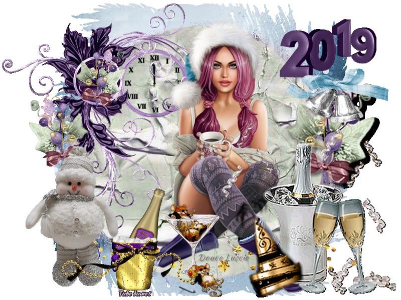 Défi 1 nouvelle année Annette
