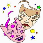 * Poésie: les masques