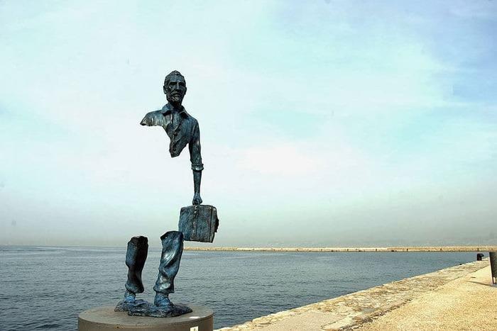 25 statues créatives et originales dans le monde avatar ......Par Florian Colas