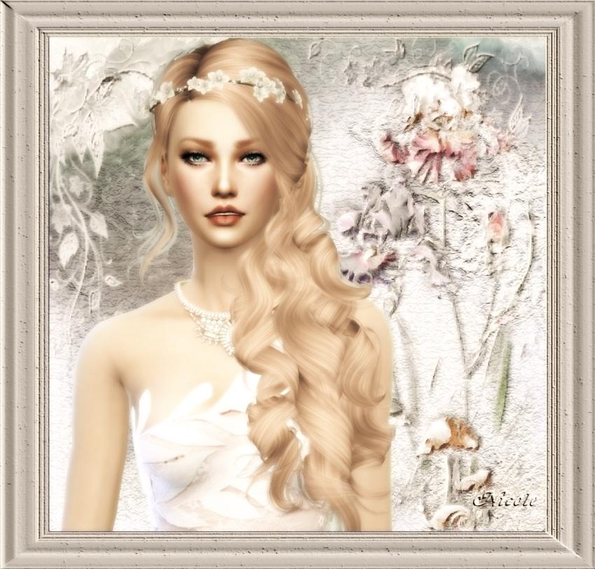 TS4 Sim: Nicole Marie