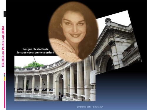 La garde-robe de Dalida au palais Galliera