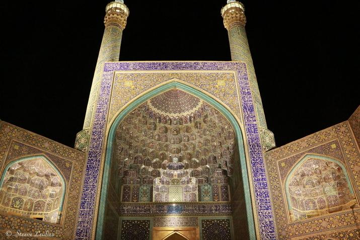 Mosquée de l'Imam, Ispahan