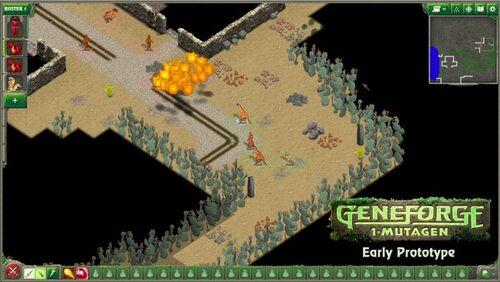 NEWS : Geneforge Reborn, Campagne Kickstarter*