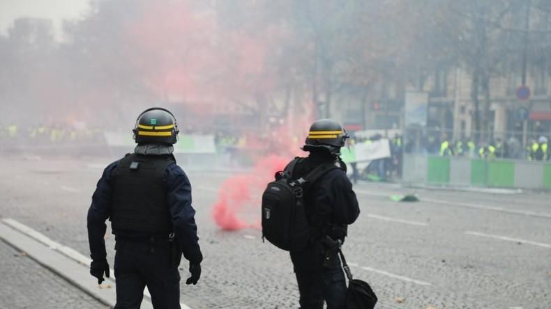 La majorité des policiers sont derrière le peuple, annonce le secrétaire général du syndicat policier VIGI