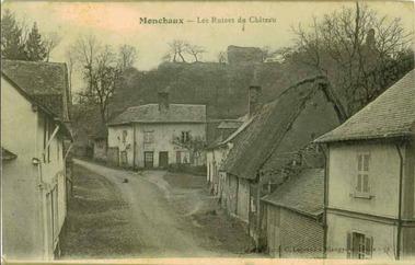 LES REMPARTS DE MONCHAUX (Seine-Maritime)