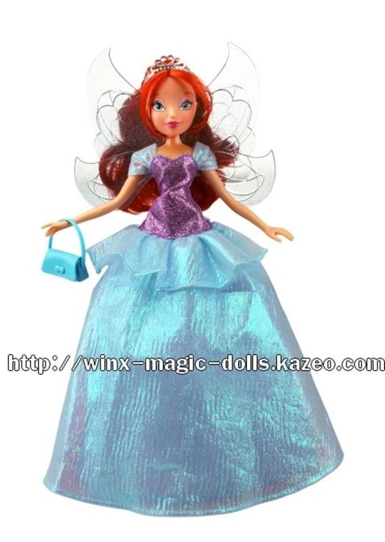 Bloom princesse magique