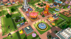 [Appli] RollerCoaster Tycoon Touch
