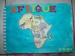 Album à compter sur le thème de l'Afrique, GS