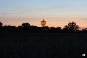 Croissant de Lune à Hablainville