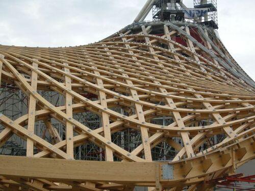 Centre Pompidou Metz : la chute