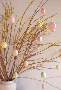 L'arbre de Pâques - Thème 1