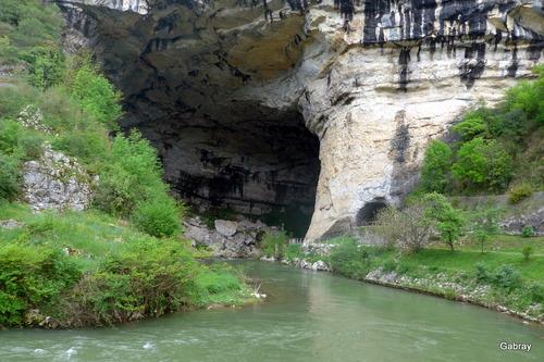 Le Mas d'Azil: la grotte préhistorique