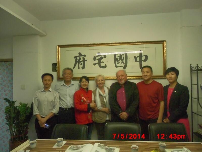 QUELQUES PHOTOS DE MOI PENDANT MON VOYAGE EN CHINE