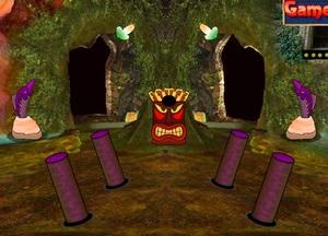 Jouer à Old spanish treasure cave escape