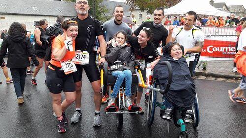 Semi Marathon 1er Octobre 17 à Beaufort en Vallée