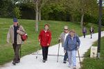 La promenade du 24 avril à Caen