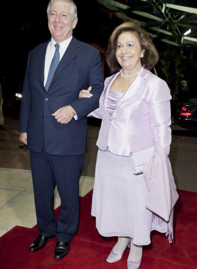 Alexandre et Catherine