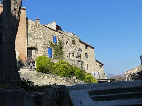 Sentier vinicole et panoramique (Rasteau - 84)