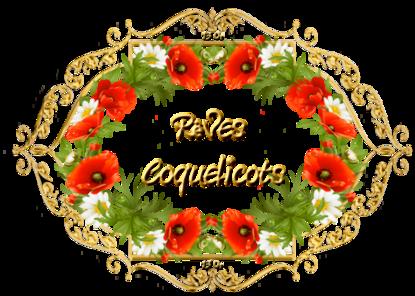 mots coquelicots