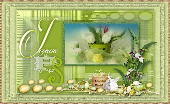 Tuto Pâques