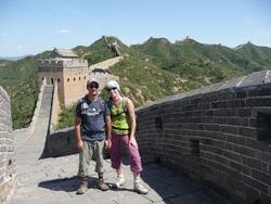 Pékin (2ème partie) : La grande muraille
