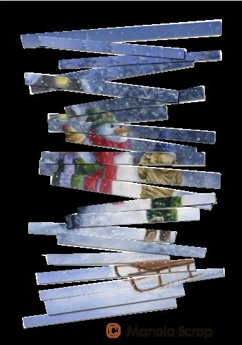 Images de Noël découpées page 2