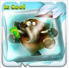 Le mammouth congelé