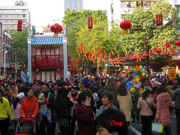 Chine 2015-marché aux fleurs Beijing Lu-3