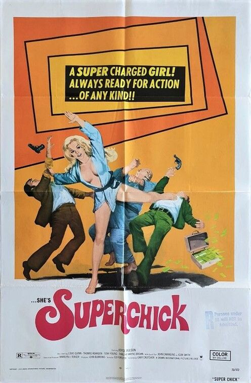 SUPERCHICK BOX OFFICE 1973