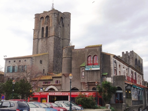 Promenade dans Agde (photos)